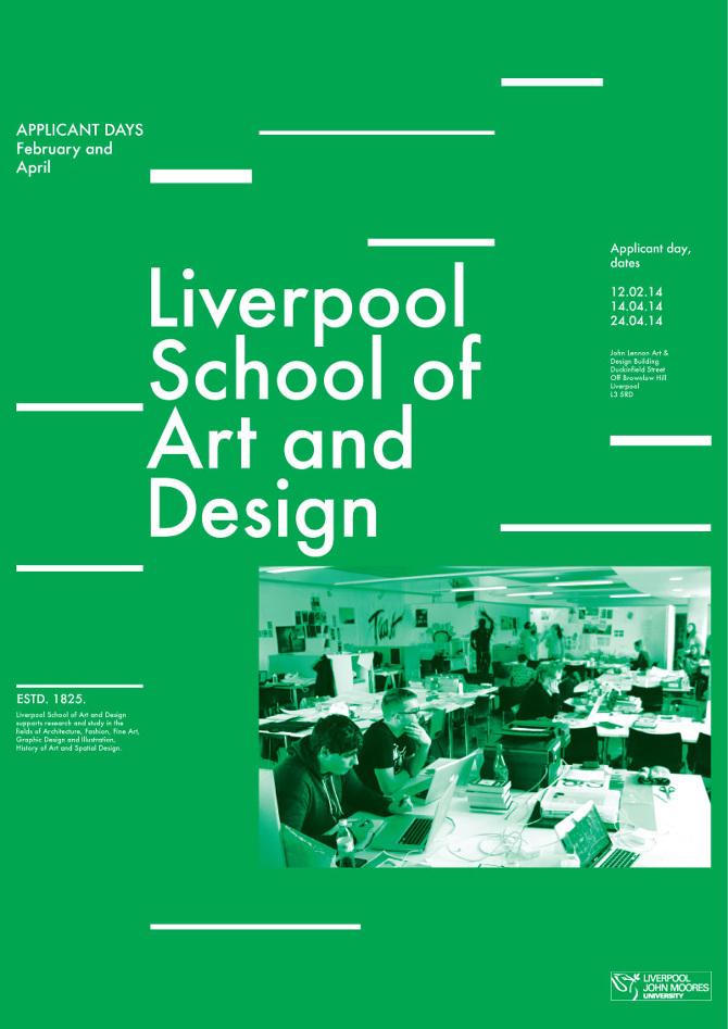 Liverpool School Of Art And Design