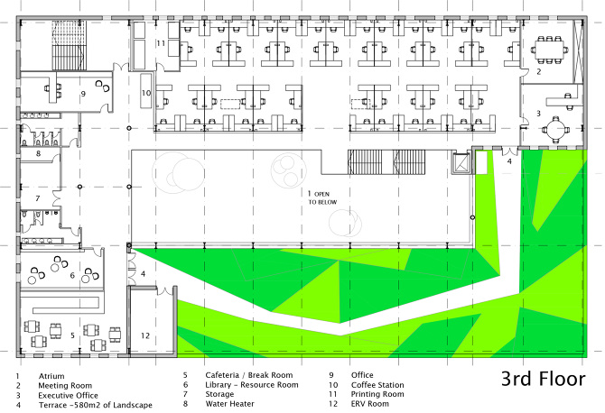 ASHRAE Integrated Sustainable Building Design Competition